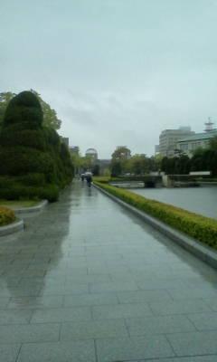 広島にいます!